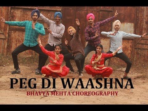 PEG DI WAASHNA | BHANGRA | BANDITS ACADEMY | 9988946969