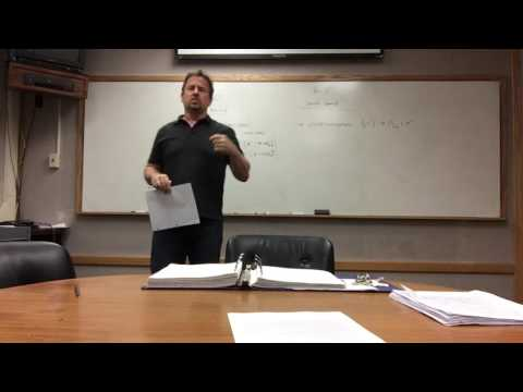 Lecture 3.D: Detailed Balancing and Boltzmann Equation
