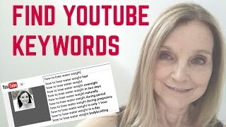 How to Find Keywords for YouTube Videos