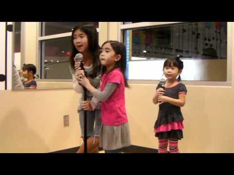 Round 1 - Karaoke a