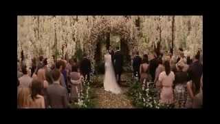 ( Edward and Bella's wedding ) Twilight أغنية طلى بالأبيض - ماجده الرومى