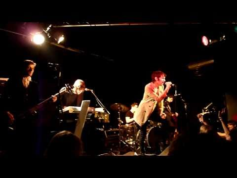 The Bravery - Slow Poison (Live At Hoxton Square Bar & Kitchen, London, 1 February 2011)