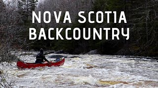 Nova Scotia Backcountry: Ep. 1 - The Tangier River