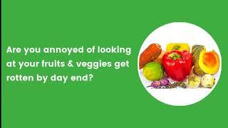 E-commerce Mobile App Solution Vegetable & Fruits Businesses