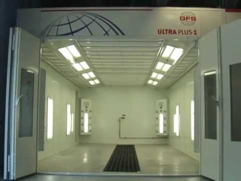 Hoffman Auto Group Gets a New Automotive Spray Booth in