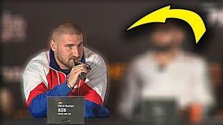 KIZO - NAJLEPSZE MOMENTY - KONFERENCJA FAME MMA 4!!