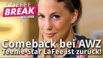 Comeback bei Alles was zählt: Teenie-Star LaFee ist zurück!
