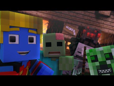 Minecraft: DE BOA | Afreim [Música]