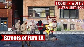 Streets of Fury EX gameplay PC - HD [1080p/60fps]