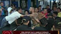 24 Oras: PBA import na si Jamelle Cornley, nagwala at nanapak umano ng pulis