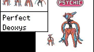 PokéFusion [04] - Deoxys Perfect Form