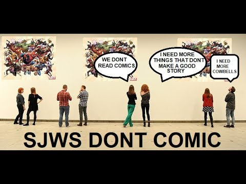 """SJWs see Marvel And Comics ONLY As A Lens For Identity; Comments On """"Fresh Start"""""""