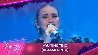 Ayu Ting Ting Apalah Cinta Amazing Concert Gtv MP3