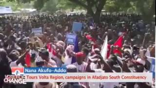 Afadjato South constituency is hungry for CHANGE