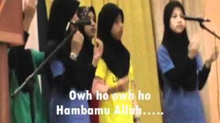 Puteri Islam SK Taman Melawati - Nasyid - Hambamu
