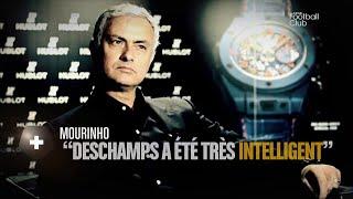 Interview José Mourinho