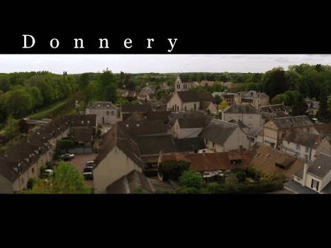 Dji Phantom 2 | Donnery vu du ciel [studio45]