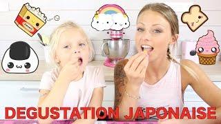 ♡• DEGUSTATION JAPONAISE CANDYSAN | DES GÂTEAUX QUI ARRACHENT !!! •♡