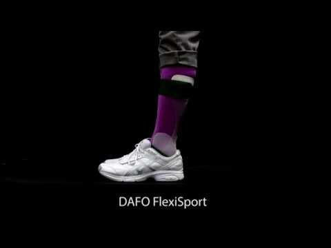 Brace movement | DAFO FlexiSport