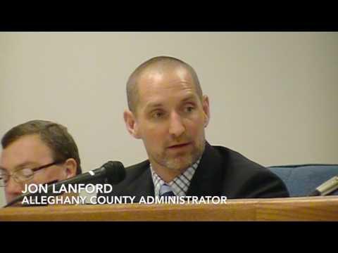 Lanford Asks For Supplemental Appropriation For Nat. Gas Study