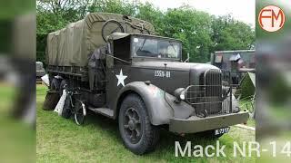 Американские военные автомобили - Техника Второй Мировой