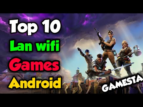 Top 10 Offline Multiplayer Games For Android | Trough Wifi | 2020