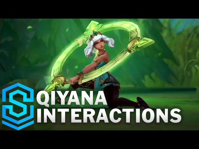 League of Legends patch 9 13 – Qiyana and Teamfight Tactics | PCGamesN