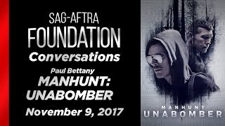 Conversations with Paul Bettany of MANHUNT: UNABOMBER