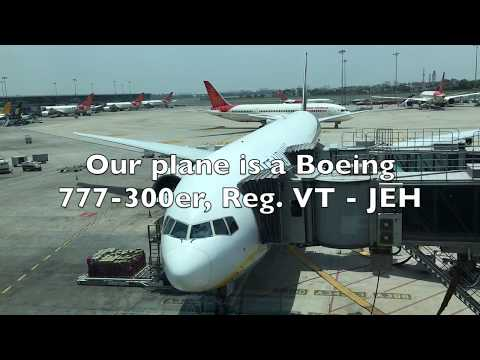 Trip Report: Delhi to London Heathrow Jet Airways Boeing 777 - Business Class