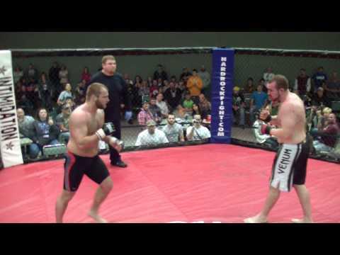 Hardrock MMA 59 Fight 15 Jon Cook vs Scott Hope 205 PRO