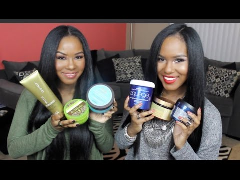 Favorite Deep Conditioners