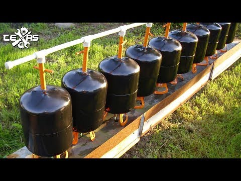 What you can do from freon tank! Useful tips from #TEXaS_TV
