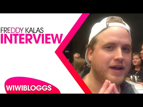 Freddy Kalas - Feel da Rush @ MGP 2016 (Interview)| wiwibloggs