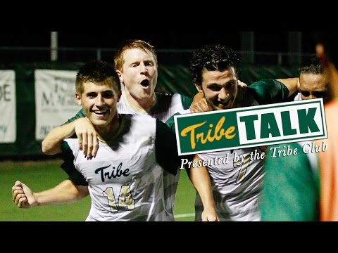Tribe Talk with Men's Soccer's Jackson and William Eskay (Sept. 29)