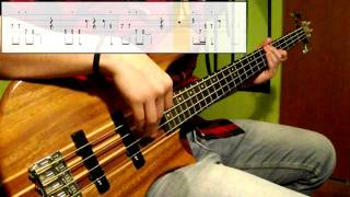 Bob Marley - Concrete Jungle (Bass Cover) (Play Along Tabs In Video)