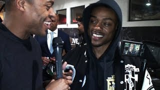 Errol Spence STOPS Peterson & CALLS OUT Canelo!!