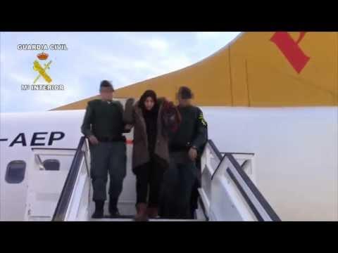Detención yihadista DAESH. Operaciones de la Guardia Civil.