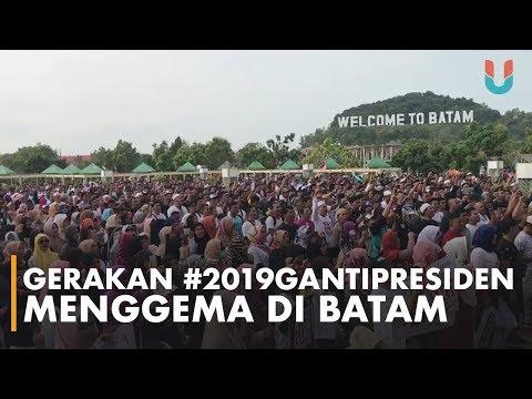 Demo untuk Neno Warisman Akan Besarkan Gerakan #2019GantiPresiden