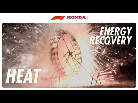 Heat Energy Recovery I The F1 Power Unit Explained I Honda Racing F1