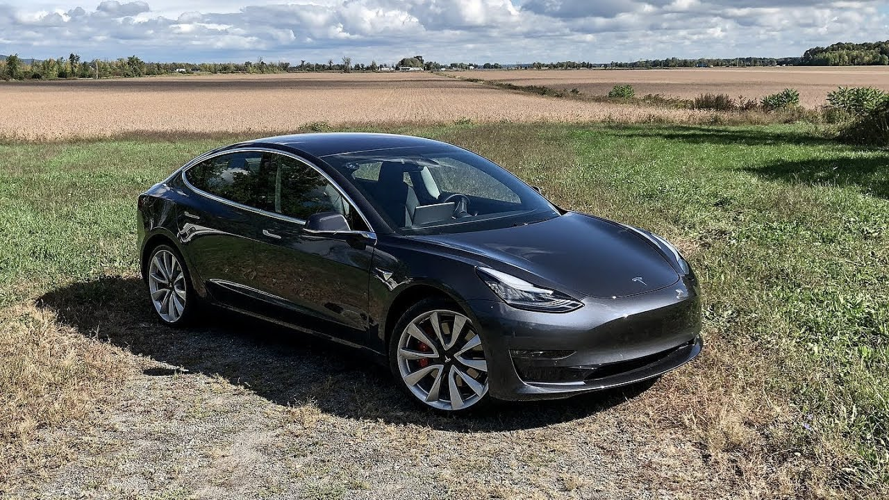 2018 Tesla Model 3 Performance Review