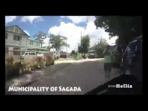 Bontoc - Sagada   Besao runway road condition