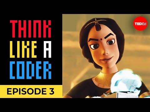 Video image: The Furnace Bots | Think Like A Coder, Ep 3