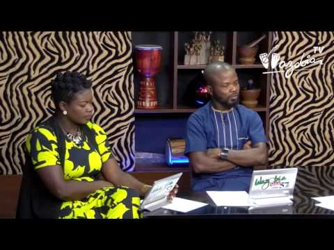 THE NIGHT SHOW - NIGERIA LAW MATTER WITH Bar. Ahmed Adetola Kazeem  (PT.1)