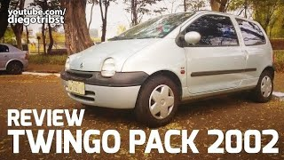 Twingo Pack 1.0 16V 2002 | Review