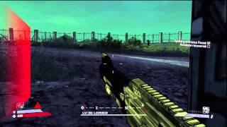 Borderlands: The Zombie Island of Dr.Ned DLC - Hank Reiss Wereskag Fight HD Gameplay PS3