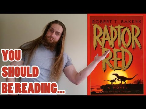 YOU SHOULD BE READING: Raptor Red (1995)