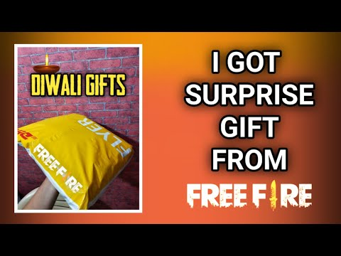 I Got Surprise Gift From Freefire 🙀 || Happy Diwali - Gaming Aura || Garena Freefire 🔥