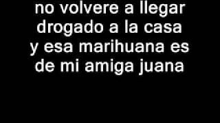 Que Huevada lyrics