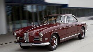 BMW 503 Coupe Sport 1959 обзор
