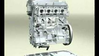 DOHC 4 cylinder engine Video - Part 1(DOHC 4 cylinder engine Video - Part 1 A complete overview of the Engine., 2006-09-20T19:23:04.000Z)